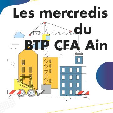 Les mercredis du BTP CFA AIN